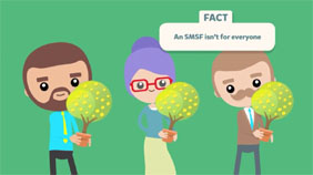 Thinking of setting up an SMSF? It's important to know what's involved before making the switch. Watch this video and separate myth from fact.