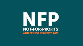 Not-for-profits and fringe benefits tax