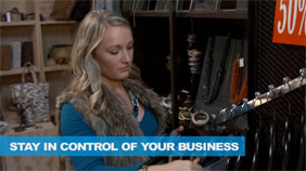 Stay in control of your business