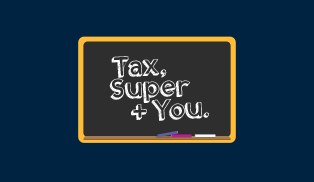 Teaching tax and super